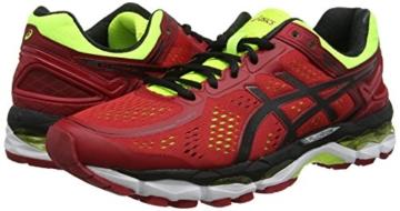 Asics Gel-Kayano 22 Laufschuhe beide Schuhe