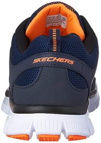Skechers Flex Advantage Sneakers Rückansicht