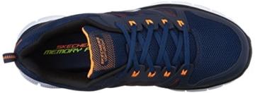 Skechers Flex Advantage Sneakers Ansicht von oben