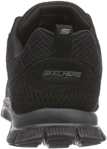 Skechers Flex Appeal Damen Sneakers Rückansicht