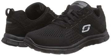 Skechers Flex Appeal Damen Sneakers beide Schuhe